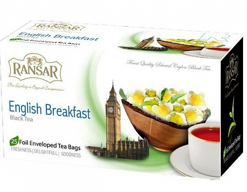 "Чай черный ""RANSAR"" English Breakfast"