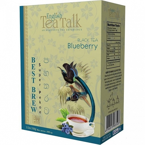 Чай черный TEA TALK BEST BREW SUPER PEKOE