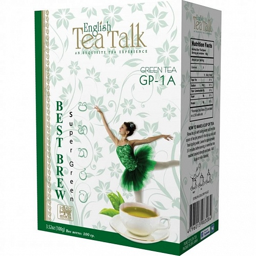 Чай зеленый TEA TALK GP-1 BEST BREW